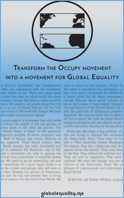 Printable Occupy Pamphlet